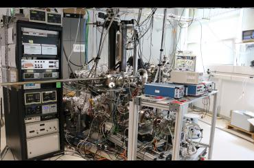 High Resolution Angle Resolved Photoemission Lab