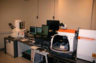 Coupled Multispectroscopy Singular Laboratory (Raman-LASPEA)