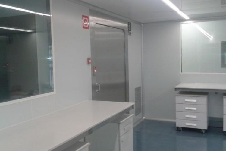 CIC energiGUNE - Dry Room
