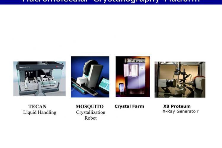 Macromolecular Crystallography Platform at CIC bioGUNE